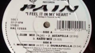 Pain - I Feel It In My Heart  (Dubapella)