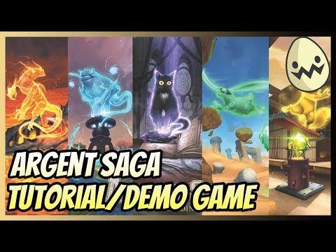 Argent Saga Tutorial/Demo Game thumbnail