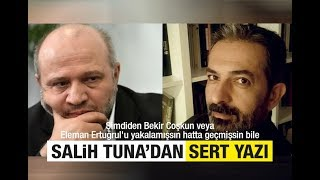 Salih Tuna : AKP'li rahatsızlar nereye koşuyor