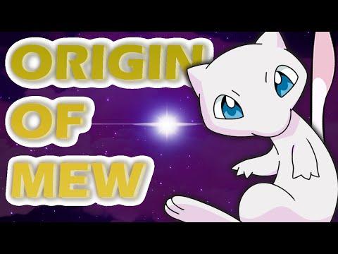 Origin Of Mew