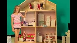 My Girls Dollhouse Review For American Girl Dolls And 18inch Dolls!
