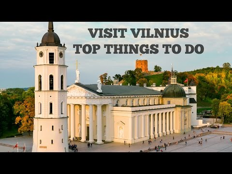 Visit Vilnius Lithuania Top Things To Do On Budget