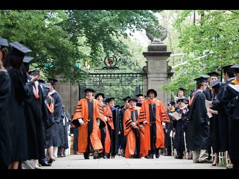 Princeton University Campus Tour