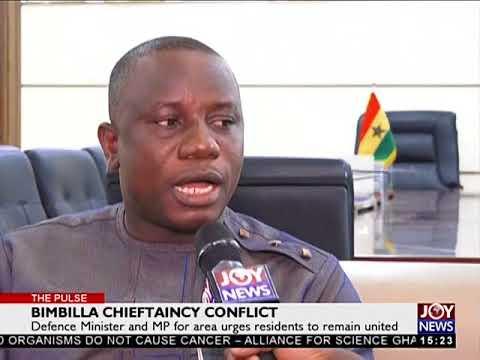 Bimbilla Chieftaincy Conflict - The Pulse on JoyNews (22-5-18)