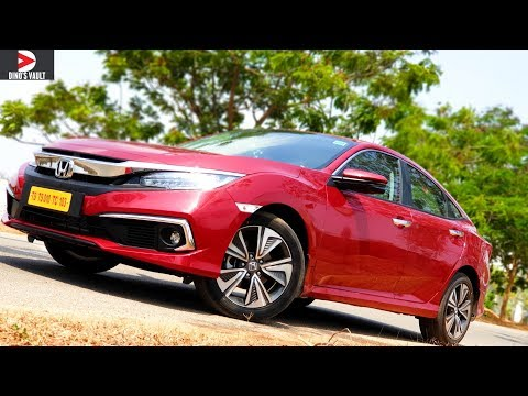 Honda Civic First Drive Review #Cars@Dinos