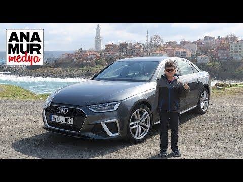 Audi A4 2020 Baba Oğul Test / Yeni A4 40 TDI Quattro S Tronic Test