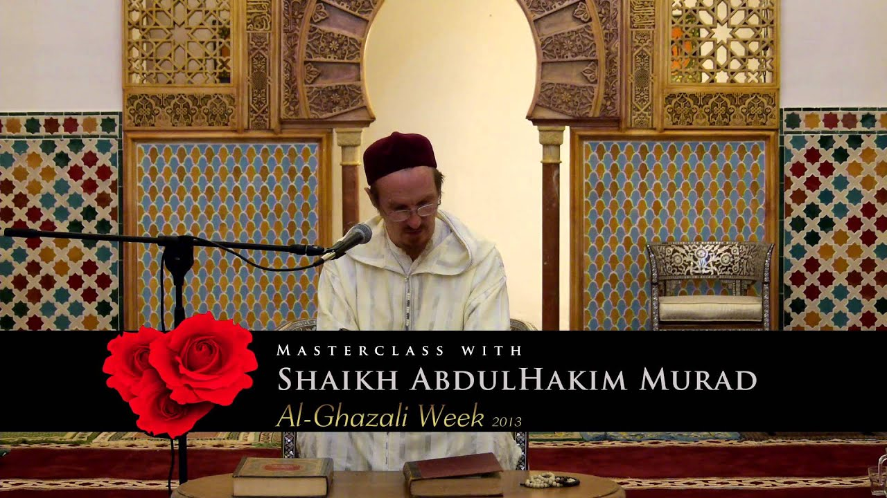 Imam Al Ghazali - Part 6