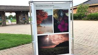 Earth in Focus on display now!