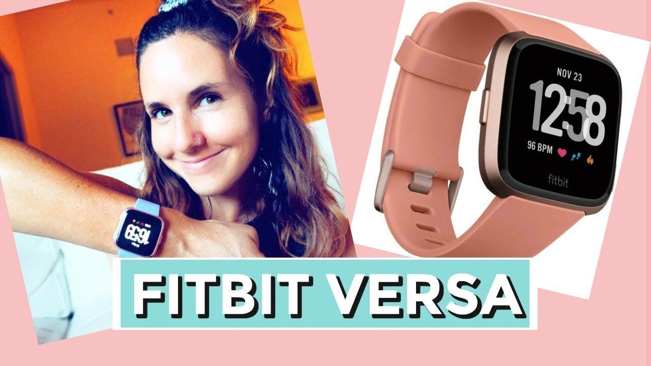 Opinión Fitbit Versa Review en Español