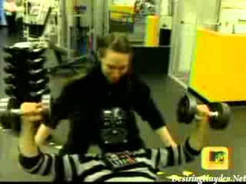 Hayden Christensen takes a walk as Darth Vader