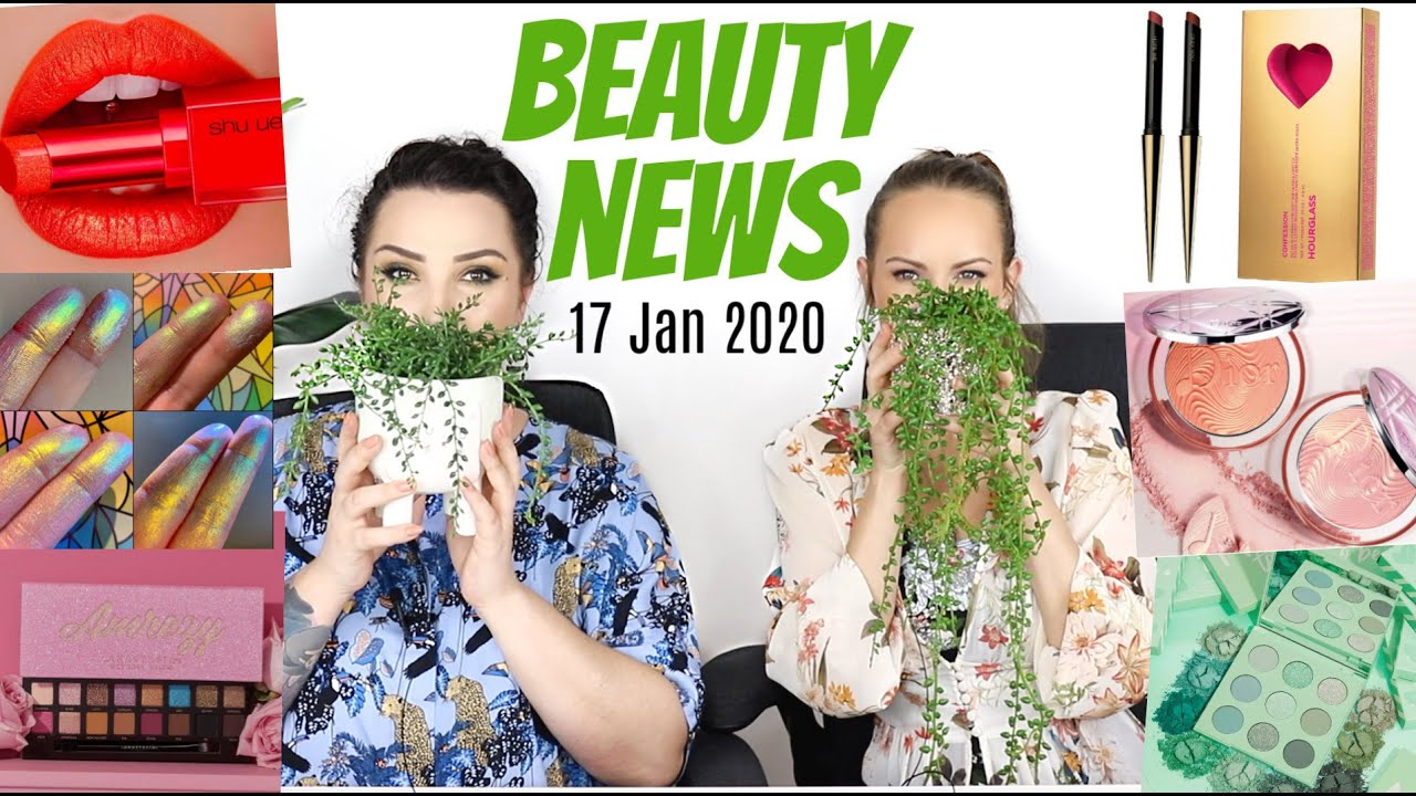 BEAUTY NEWS - 17 January 2020 | Spring Is Starting To Sprung | Ep. #246