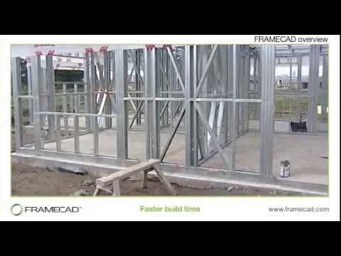 Benefits of the FRAMECAD System
