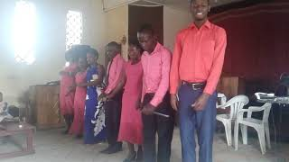 Revived life choir magigye in ebyeri bipya
