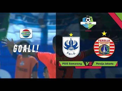 Goal Ramdani Lestaluhu - PSIS Semarang (0) vs Persija (4) | Go-Jek Liga 1 bersama Bukalapak