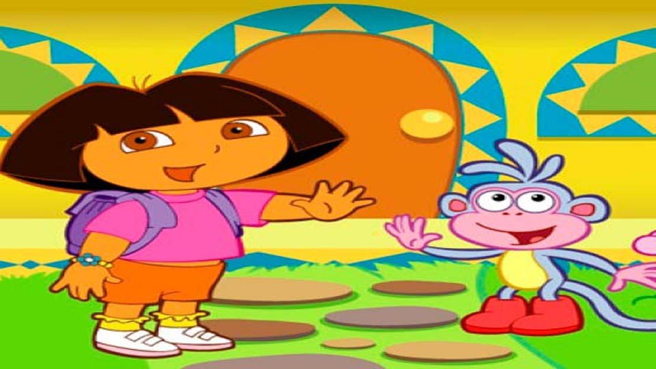Dora The Explorer New Dora S House Casa De Dora Movie