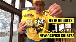 New Team Catfish clothing and FIBER NUGGETS now available at TeamCatfish.com