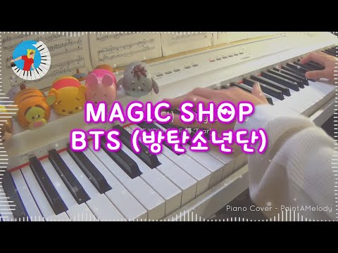 BTS (방탄소년단) - Magic Shop | Piano Cover [Sheet Music]