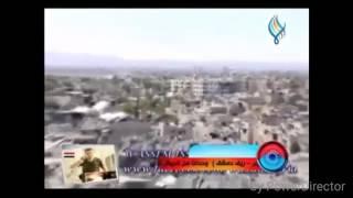Сирия 2015  армия применила Горыныча УР 77