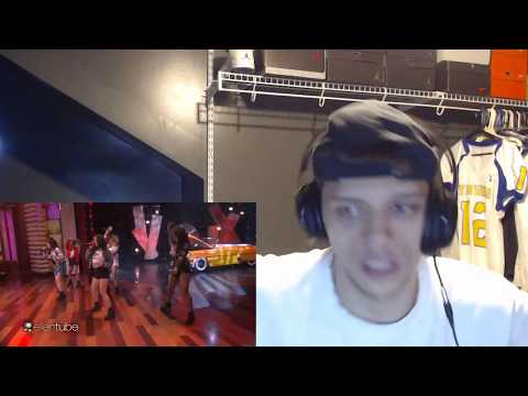 Fifth Harmony Performs 'Work From Home'   What Is She Wearing!   REACTION   LMAO