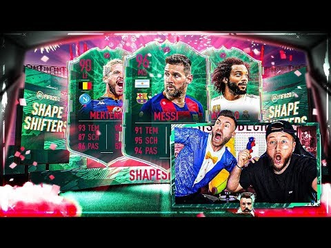 FIFA 20: SHAPESHIFTERS Event PACK OPENING + WL START !!