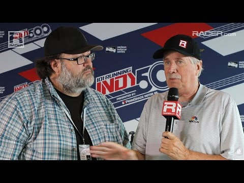 Indy 500: Carb Day Recap with Miller and Pruett