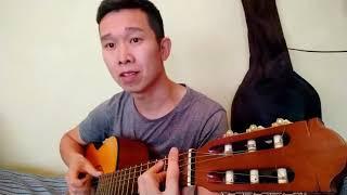 Sam Cosmo - Lalala ( cover ) кавер на гитаре