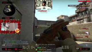 -4 AWP and last kill SICK
