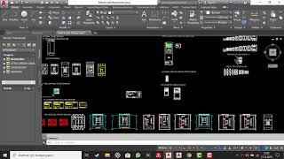 Autocad Electrical ile 2D Elektrik Pano Tasarım Dersleri #Ders1 #Autocad #Elektrik #Electricalpanel