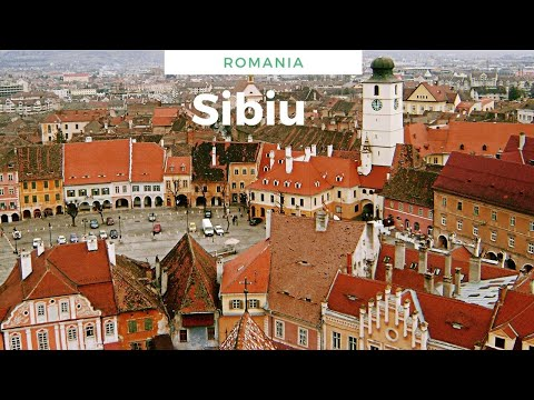 Sibiu - Romania // One of the most beautiful European Capital of Culture ???