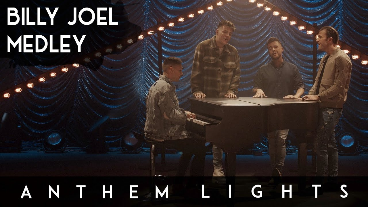 BILLY JOEL Medley | @Anthem Lights  (Cover) on Spotify & Apple