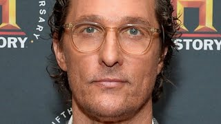 Matthew McConaughey's Son Looks Just Like The Famous Actor