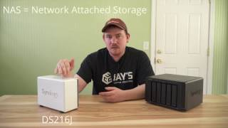 Setting up a NAS - Network Attached Storage - Synology DS1515+