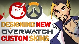 Download Artists Design Custom Overwatch Skins Mp3 and Videos