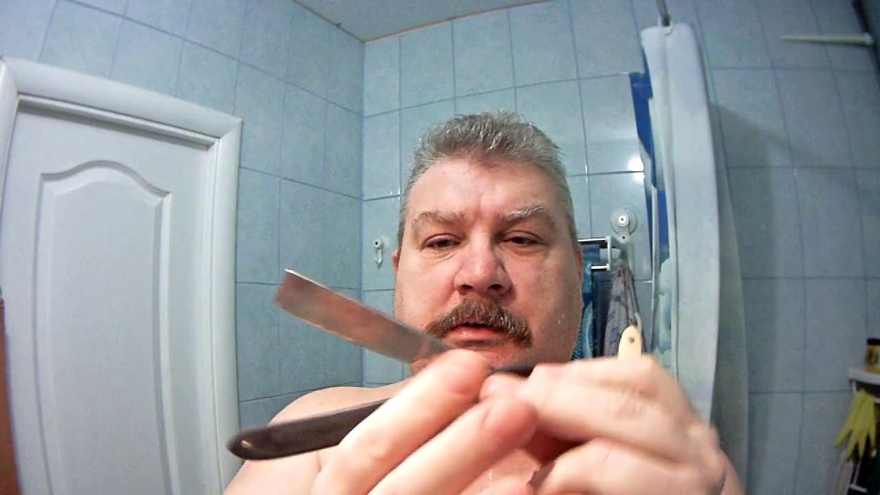 Опасная бритва PUMA - YouTube