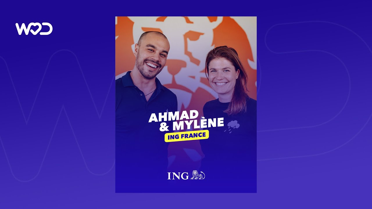 Rencontrez Ahmad et Mylène, développeurs chez ING France - Happy Developers