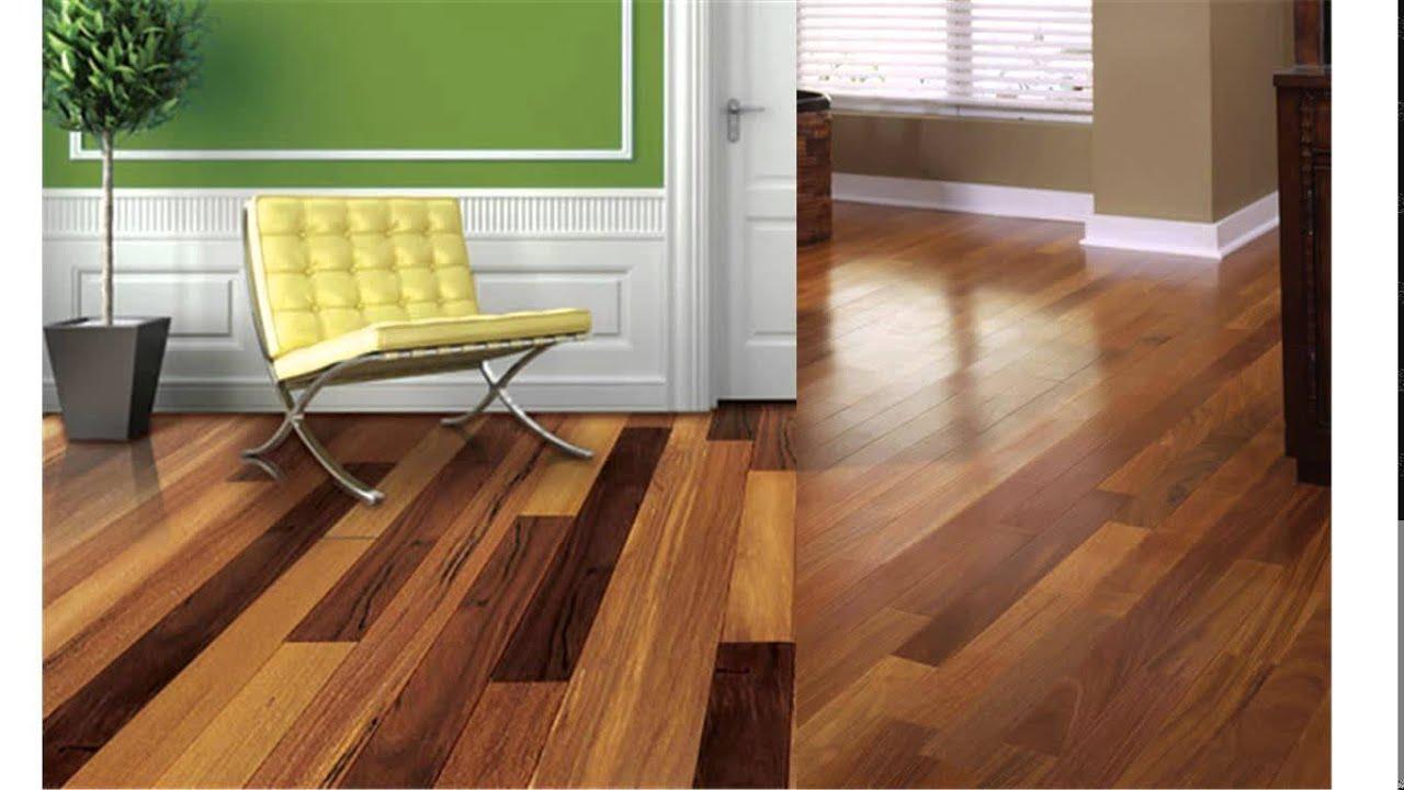 Brazilian Teak Hardwood Flooring You