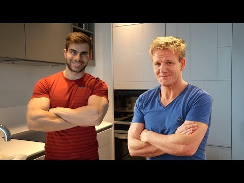 I Hired a Chef To Cook For Me! Gordon Ramsay!?