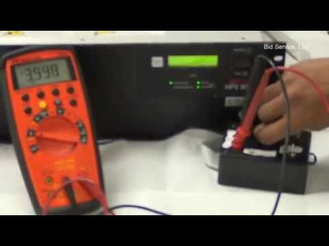 Advanced Energy HFV 8000 Power Supply #51148