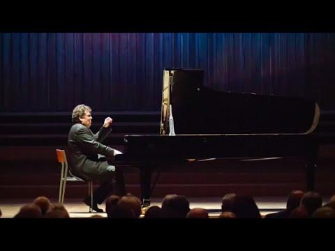 Arcadi Volodos plays 3 Schubert-Liszt lieder - live 2000