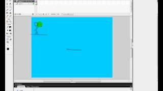 Видеоуроки|Tutorial. Как создать свой мультик через Macromedia Flash Professional 8