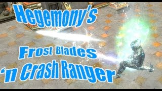 Hegemony's HC Talisman 2H Swords Crit Frost Blades 'n Ice Crasher Guide!