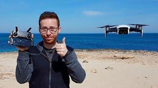 DJI MAVIC AIR - Prova di Volo! Miglior Drone del 2018? - Recensione ITA