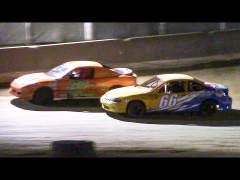 Kids Mini Stock Feature | Old Bradford Speedway | 6-9-19