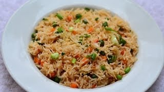 Veg Fried Rice @ Guru's Cooking