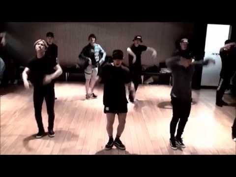 [Mirrored and Slow 75%] BIGBANG - BANG BANG BANG Dance Practice