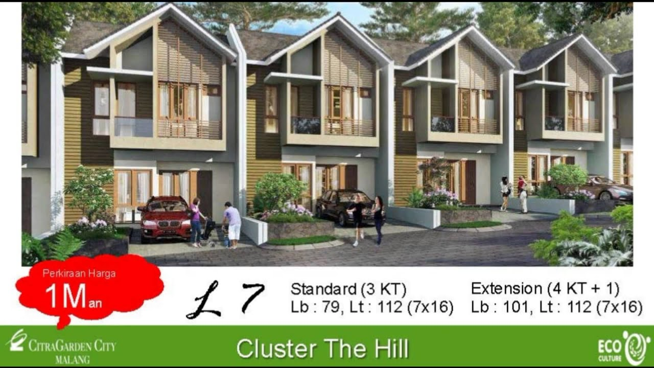 Citra Garden City Malang By Ciputra Group Park Hill Green Hill The Peak Youtube