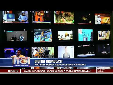 Digital Switch-over Will Enhance Nigeria's Broadcast Value Chain - NBC Boss