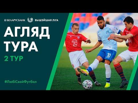 Ревью 2 тура «Беларусбанк - Высшей лиги - 2020» | Review of «Belarus Premier League» Matchday 2