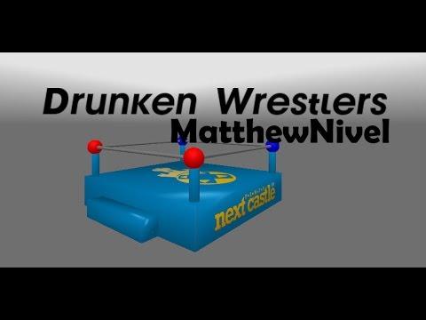 Drunken Wrestlers ♦Бухие Рестлеры♦ [ИНДИ ИГРА НА ДВОИХ]