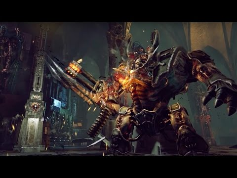Warhammer 40K: Inquisitor - Martyr Official Trailer - E3 2016